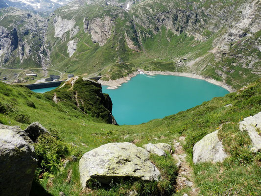 Lago di Robiei 1940 m