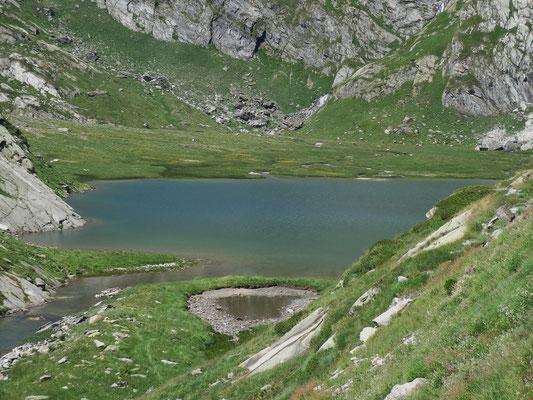 Lago Bianco 2077 m