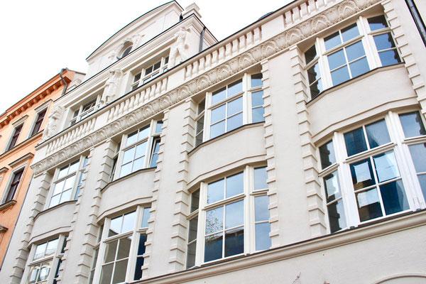 Loft-Wohnungen Leipzig Zentrum - Denkmalimmobilien ...