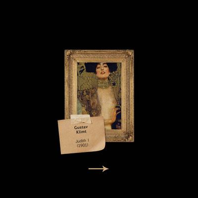 Judith I von Gustav Klimt