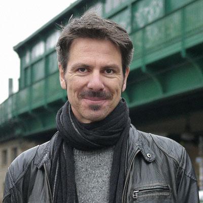 Portrait von Frank Schulz, kreativer Freelancer in Berlin Prenzlauer Berg.