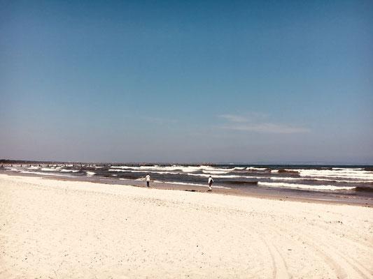 Strand Ostseebad Göhren
