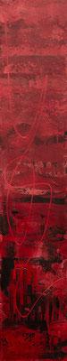 Nr. 460 Ohne Titel, 100x20cm, 70,-€