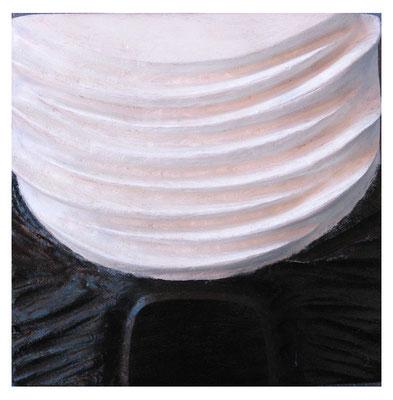 Legno IX, 2008, 155 x 155 mm