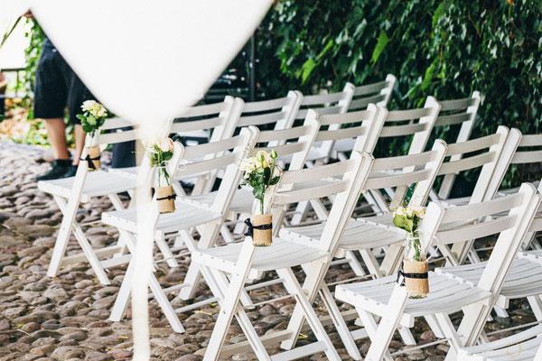 Hochzeit feiern auf Gut Haidehof