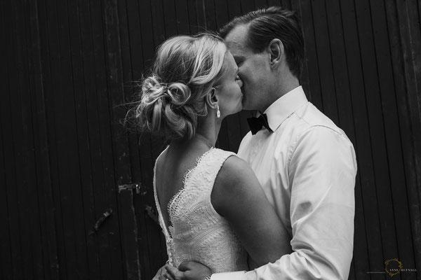 Brautpaar Foto Schwarzweiß Gut Valenbrook