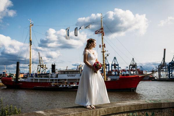 Guter Hochzeitsfotograf Hamburg Empfehlung