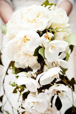 Brautstrauß fotografiert von Hochzeitsfotograf Anne Hufnagl