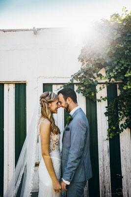 Hochzeit auf Gut Haidehof bei Hamburg / Fotografin: Anne Hufnagl
