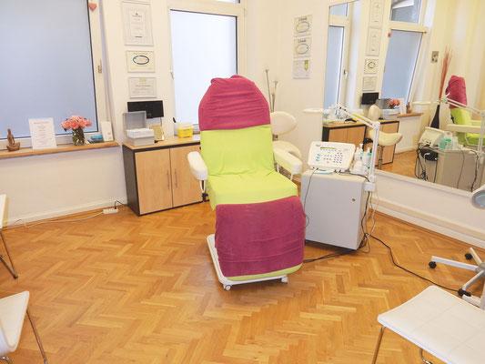 neuer Behandlungsraum