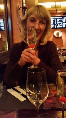 """Weil wir am Hochzeitstag gearbeitet haben, gabs eine Einladung der """"Drinx Bar"""""""