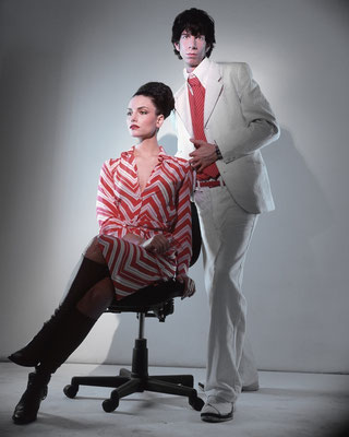 Martin Meister & Sybille Gebhardt by Spencer Rowell