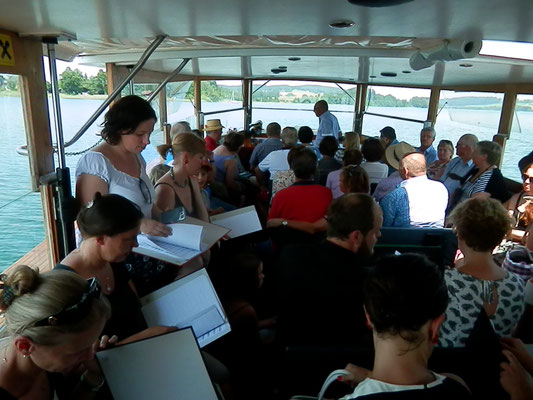 An Bord der Seenland