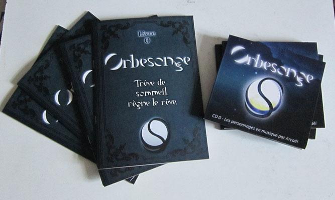 Le Livre 0 et son CD