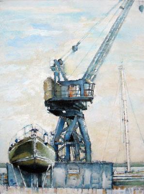 Kran Schleswiger Hafen