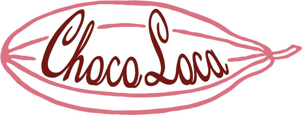 Restyling logo voor Choco Loca