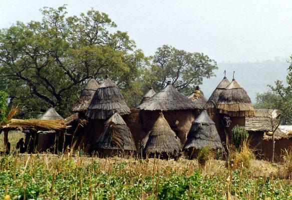 Tata Somba du nord Bénin