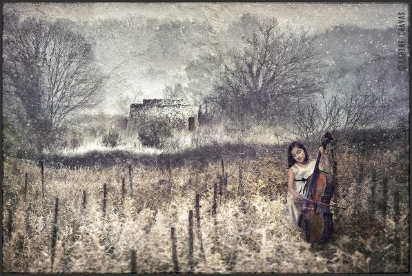 La petite joueuse de violoncelle