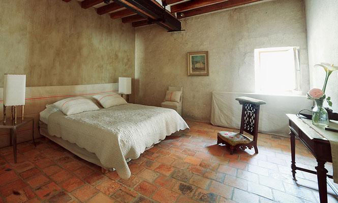 Chambre d'hôtes Monacale - Corroierie du Liget à Montrésor 37