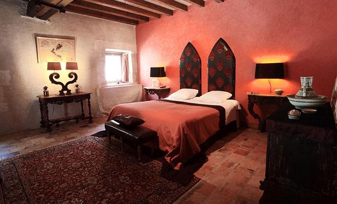 Chambre d'hôtes Seigneuriale - Corroierie du Liget à Montrésor 37