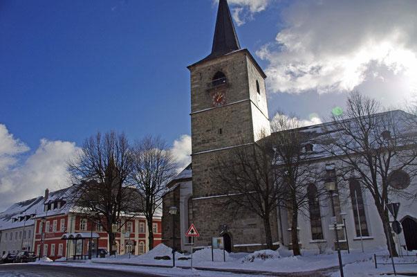 Kirche am Marktplatz