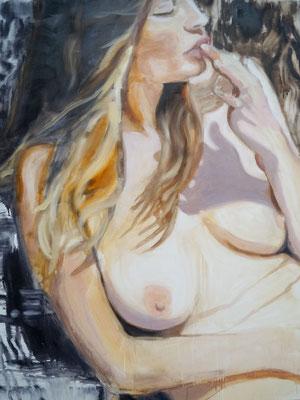 béchamel_2018_90x120cm_oil on canvas