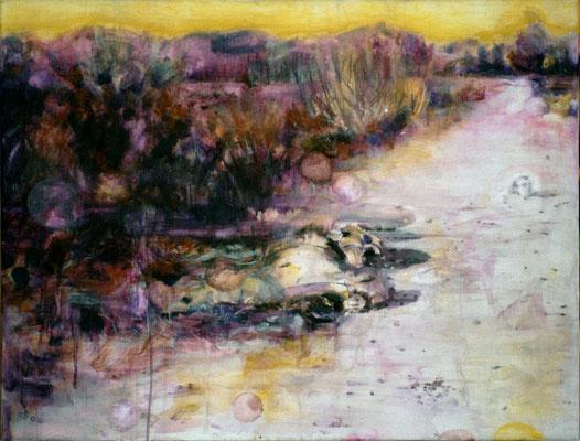 Head 65x85 cm Oil/Canvas 2006