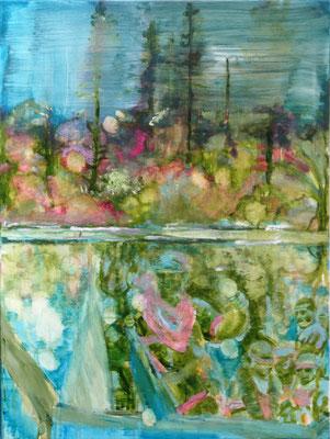 River 120x90 cm Oil/Canvas 2005