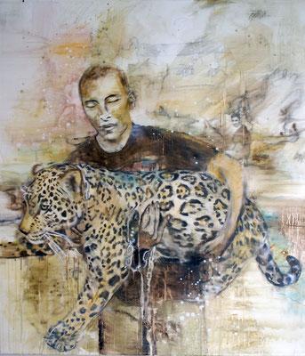 Leo2 140x120 cm Oil/Canvas 2012