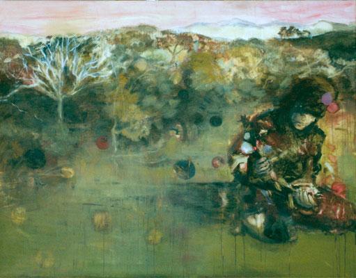 Woman 110x140 cm Oil/Canvas 2006
