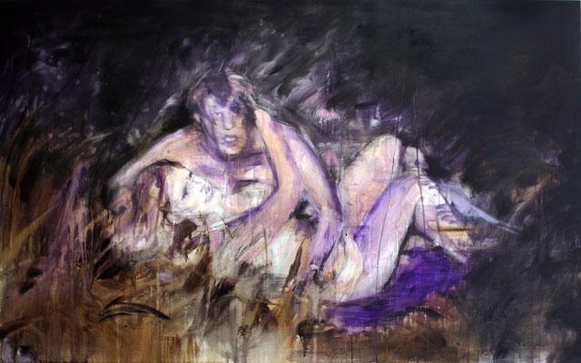 Grass 100x160 cm Oil/Canvas 2012