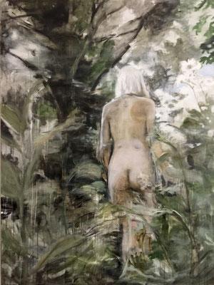 secret milk_2018_200x150cm_oil on canvas