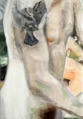 eagle_2018_100x70cm_oil on canvas