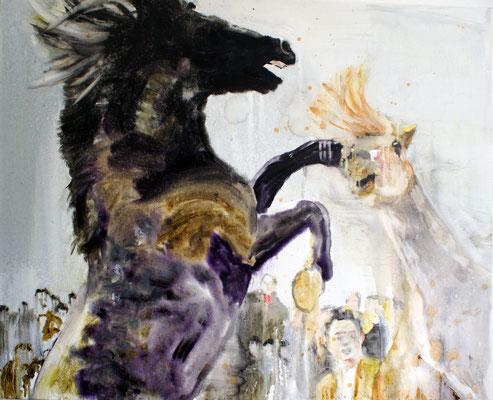 Black 2 80x100 cm Oil/Canvas 2010