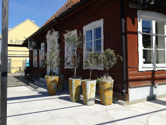 Visby Altstadt , Gotland, irrlichtjaeger