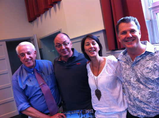PET - Steve Wells & David lake , Caroline Dubois & Yves Wauthier - Brussels