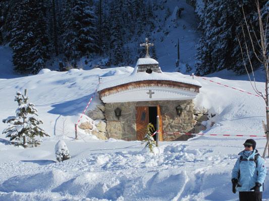 Kapelle auf der KALA ALM