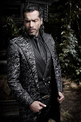 gothic fashion, gehrock