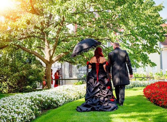 außergewöhnlich Hochzeit, Gehrock
