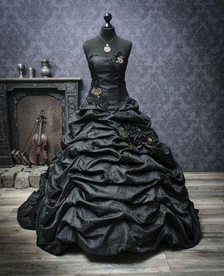 gothic brautmode zwischen tüll und tränen