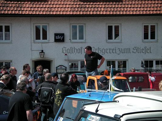 Anknattern im Allgäu 2011
