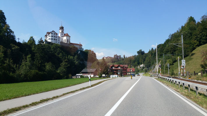 PPOW-Ausfahrt zum OSMT