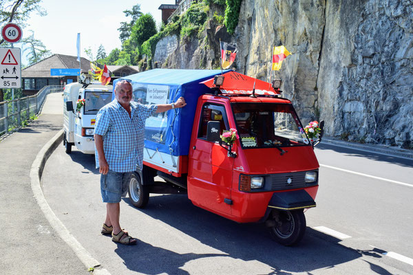 PPOW-Treffen in Interlaken