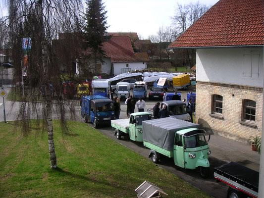 Anknattern im Allgäu 2010