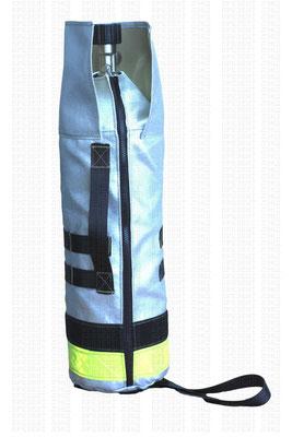 Сумка-чехол на молнии из специальной огнеупорной ткани на кислородный баллон