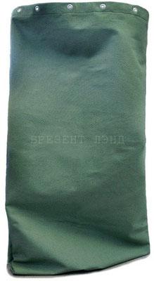 Брезентовый мешок для эвакуацмм документов с люверсами (может быть укомплектован деревянными плашками для опечатывания)