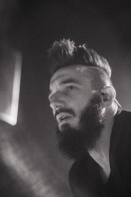 Caliban, live in Cologne, 21 December 2016.