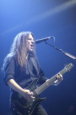 Blind Guardian, live in Oberhausen, 3 December 2016.