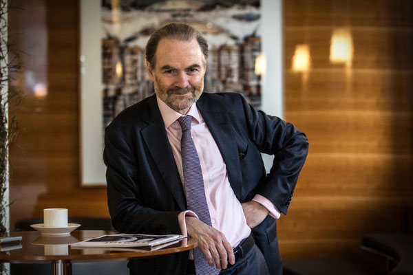 Timothy Garton-Ash, British historian and journalist, Oxford University. St. Gallen, May 2017
