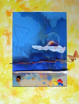 Kleine grosse Welt des Malers